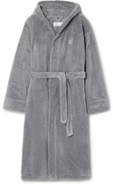 Soho Home - Fleece Hooded Robe