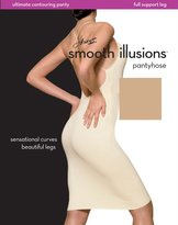 Hanes Women's Smooth Illusions Ultimate Contouring Sheer Hosiery