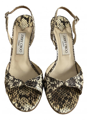Jimmy Choo Other Python Sandals