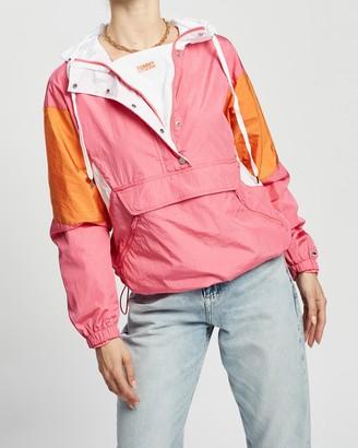 Tommy Jeans Colour-Block Popover