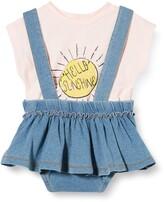 MEK Girls Compl.t-shirtmoda+Legg Fantasia Clothing Set