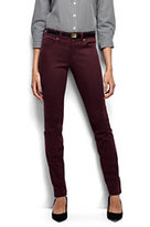 Classic Women's Petite Not-too-low Rise Slim Leg Jeans-Reef Blue