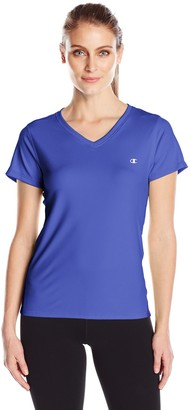 Champion Women's Double Dry Select Tee with Freshiq