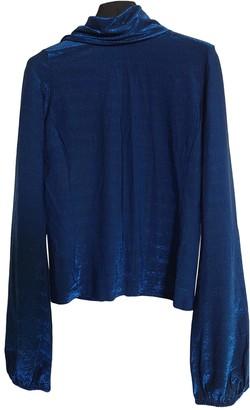 Gianfranco Ferre Blue Top for Women