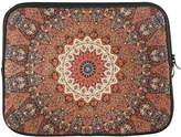"Nicole's Laptop Sleeve Mandala Flower Floral Laptop Sleeve Fits Laptop 13"" or 13.3"" Laptop Bag,Laptop Cover,Laptop Sleeve Macbook Air,MacBook Pro (Twin Sides)"