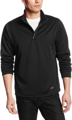 Charles River Apparel Men's Stealth Quarter Zip Pullover