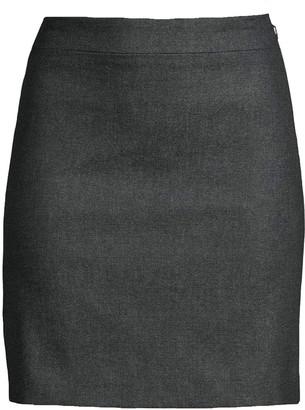 Nicole Miller Denim Mini Skirt