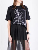 Givenchy Bambi cotton-jersey t-shirt