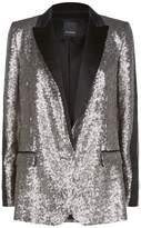 Pinko Sequin Blazer