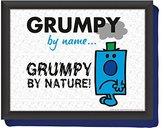 Mr Men Creative Tops Mr. Grumpy Lap Tray, Multi-Colour
