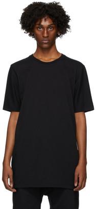 11 By Boris Bidjan Saberi Black Dye T-Shirt