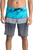 Quiksilver Highline Lava Division Board Shorts