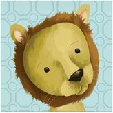Oopsy Daisy Fine Art For Kids Rauri the Lion Canvas Wall Art