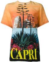 Dolce & Gabbana Capri print T-shirt