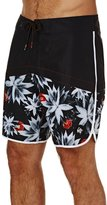 Quiksilver Crypt Scallop 18 Board Shorts