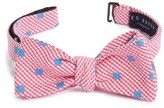 Ted Baker Men's Dot Silk Blend Bow Tie