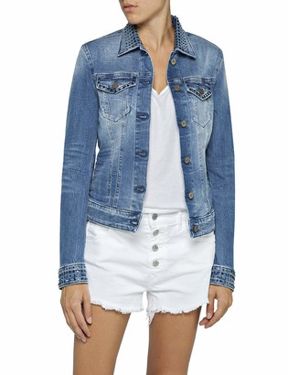Replay Women's Wa7651.000.419s450 Denim Jacket