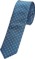 Oxford Silk Tie Spots