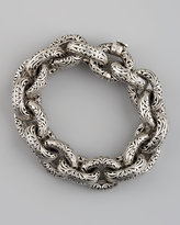 Chunky Sterling Bracelet