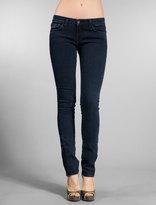 "J Brand Deal 12"" Low Rise Pencil Leg W Side Zipper"