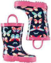 Carter's Butterfly Rain Boots