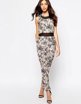Oasis Blossom Printed Jumpsuit