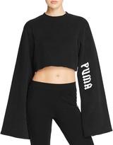 FENTY Puma x Rihanna Kimono Sleeve Sweatshirt