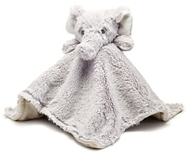 Elegant Baby Elephant Buddy Security Blankie