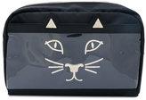 Charlotte Olympia Feline wash bag