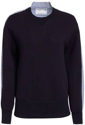 Sacai Spronge Sweatshirt