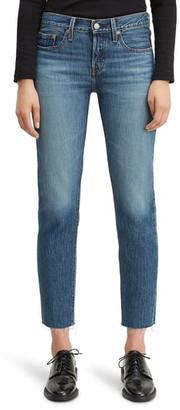 Levi's 501® Tapered Raw Hem Jeans