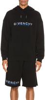 Givenchy Hoodie in Black | FWRD