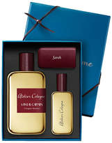 Atelier Cologne Santal Carmin Cologne Absolue, 200 mL with Personalized Travel Spray, 30 mL
