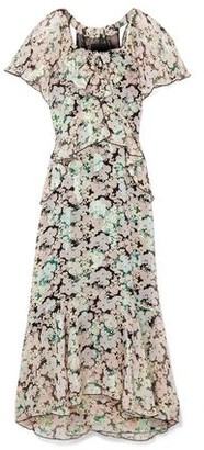 Anna Sui 3/4 length dress