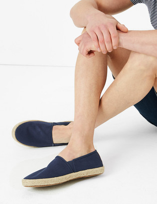 Marks and Spencer Canvas Espadrilles