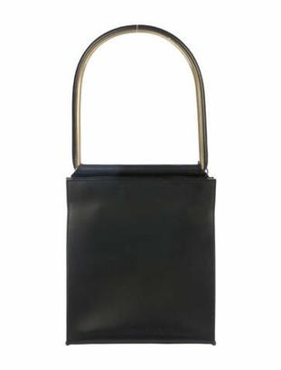 Co Leather Shoulder Bag w/ Tags Black