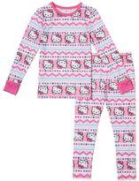 Cuddl Duds Toddler Girl Hello Kitty Top & Leggings Set