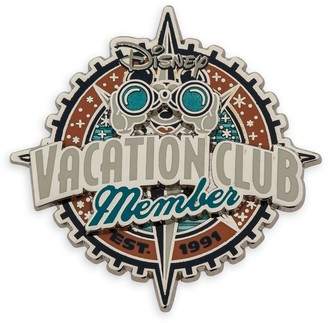 Disney Mickey Mouse Vacation Club Pin