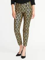 Old Navy Mid-Rise Pixie Long Pants for Women