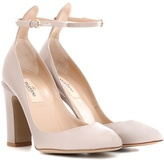 Valentino Garavani Tan-go patent leather pumps