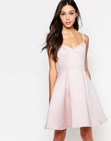 Girls On Film Cami Skater Dress