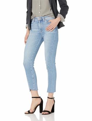Paige Women's Hoxton Vintage Slim Fit Crop Jean