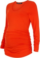 Isabella Oliver The Maternity Scoop Top