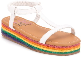 OLIVIA MILLER Amp Girls' Espadrille Sandals