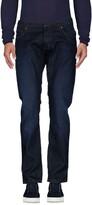 Paolo Pecora Denim pants - Item 42598553