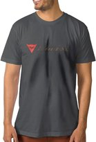 Do Me DOME Dainese Logo Cotton T Shirts For Men