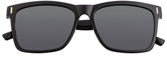 Breed Men's Polarized Wayfarer Sunglasses - Pictor