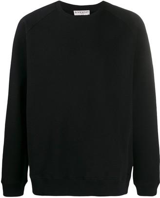 Givenchy Logo Printed Sweatshirt