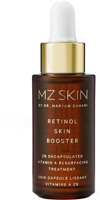 MZ SKIN Retinol Skin Booster 2% Encapsulated Vitamin A Resurfacing Treatment