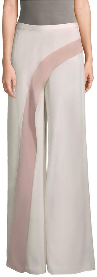 Alexis Women's Colorblocked Trousers